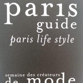 Commentaire Paris Guide