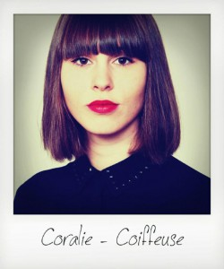 Coralie - Coiffeuse